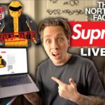 EVERYTHING SOLD OUT!? The North Face x Supreme Live Cop Week 3