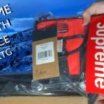 Supreme THE NORTH FACE RTG Unboxing