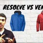 The North Face Resolve Jacket vs Venture Jacket (2011)