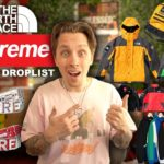 This Supreme x The North Face Collaboration is FIRE! + SUPREME WEEK 3 DROPLIST