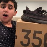 Unboxing The Yeezy Boost V2 In The Cinder Colorway