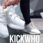 YEEZY BOOST 350 V2 CREAM WHITE BY KICKWHO (LEGIT CHECK)
