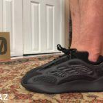Adidas Yeezy 700 V3 Alvah On Foot