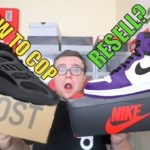 HOW TO COP YEEZY 700 V3 ALVAH AND JORDAN 1 COURT PURPLE 2020 RESELL PREDICTIONS