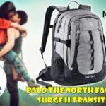 Review Giới Thiệu Chi Tiết Balo Phượt The North Face Surge II Transit | Sống Channel