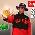 SUPREME SS19 WEEK 5 IN HAND REVIEW – Supreme x The North Face