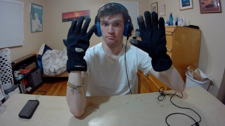 The North Face Etip Apex TNF Men's Gloves Review