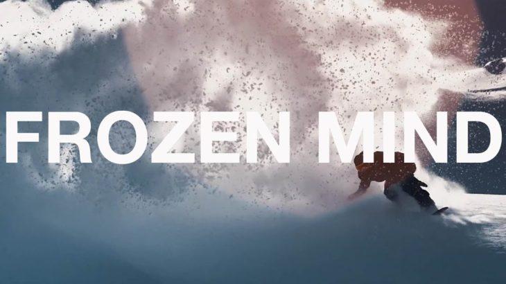 Victor de le Rue's Frozen Mind – Snowboarding on CHAMONIX   The North Face