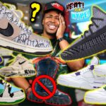 WTF ARE THESE! Fire Upcoming 2020 Sneaker Releases! YEEZY OREO, TRAVIS SCOTT SB 2.0, & METALLIC 4!