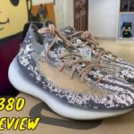 YEEZY BOOST 380 'MIST REFLECTIVE' REVIEW