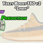 """Yeezy Boost 350 v2 """"Linen"""" – INFO & RESELL PREDICTION"""