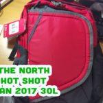 Balo The North Face Hot Shot phiên bản 2017 30L