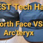 Best TECH hat Arc'teryx Elaho Calvus North Face Throwback Tech Futurelight Hat Review Running