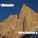 Cerro Kishtwar N.N.W. Face : Stephan Siegrist   IMF Webinars Vol. 14   Mountaineering in Kashmir