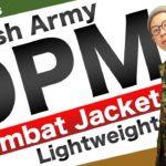 【春夏に着れる!】イギリス軍DPMコンバットジャケット!トロピカルな迷彩柄でサラッと羽織れるお洒落ミリタリーアイテム!