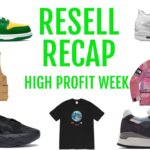 Resell Recap – Nike Dunk Low Brazil – Supreme The North Face – Jordan 4 Metallic Pack