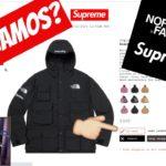 SUPREME LIVE COP – CAPIANDO EN VIVO! THE NORTH FACE – WEET 13