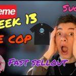 Supreme SS20 Week 13 Live Cop! (Northface)