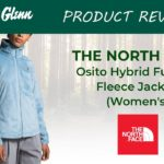 The North Face Osito Hybrid Full Zip Fleece Jacket Review