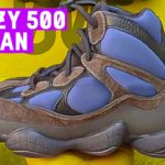 YEEZY 500 HIGH TYRIAN FIRST LOOK!!!