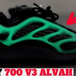 adidas YEEZY 700 V3 Review & GLOW IN THE DARK TEST!