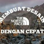 desain the north face