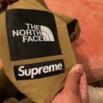 #supreme Supreme The North Face Cargo jacket