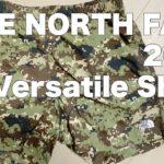 2020 THE NORTH FACE ノベルティバーサタイルショーツを購入!