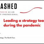 294. Dan Goldman on leading a strategy team during the pandemic