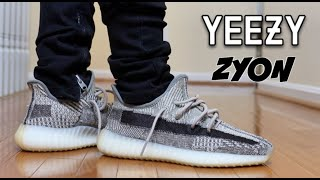 """(HYPE IS REAL) YEEZY 350 V2 """"ZYON"""" REVIEW & ON FEET"""