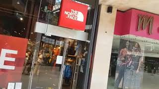 Monsoon,The North Face at Cabot circus in Bristol