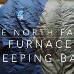 最適溫負三度睡袋The North Face  Furnace Sleeping Bag+Western Mountaineering睡袋內套