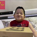 Unboxing Yeezy Boost 350 Yechel