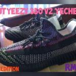 Unboxing kasut Yeezy 350 V2 'Yecheil'