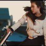 韓國廣告-姜素拉강소라、BewhY비와이    The North Face 保暖高筒靴  廣告