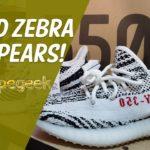Hypegeek   Yeezy 350v2 Zebra (2020) Unboxing