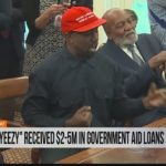 """Kanye's """"Yeezy"""" received millions in government Coronavirus aid loans"""