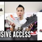 EXCLUSIVE ACCESS !!! LIMITED YEEZY 350 V2 & NIKE SNKR APP CHICAGO SNAKESKIN ACCESS