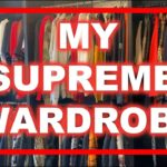 MY SUPREME COLLECTION!! BOX LOGOS, THE NORTH FACE, JORDANS AND MORE