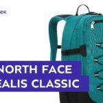 Рюкзак The North Face Borealis Classic Green/Black. Обзор за 60 секунд