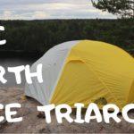 Обзор легкой палатки The North Face Triarch 2