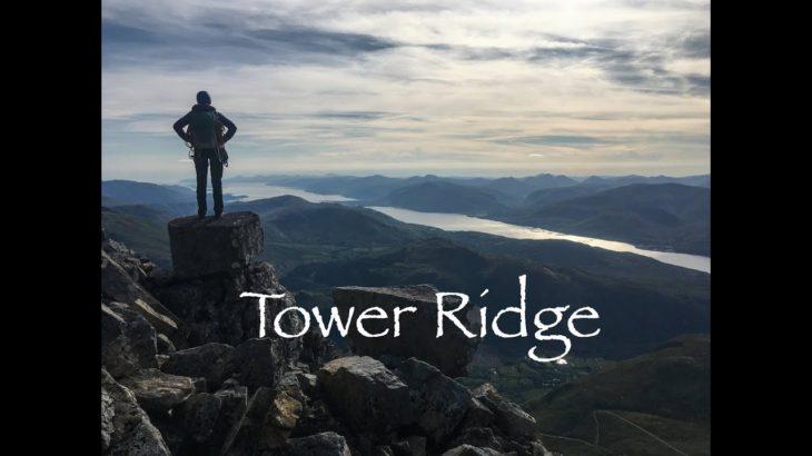 "Tower Ridge – North Face – Ben Nevis    ***1080p60***   (""TopoFilm"")"