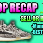 Yeezy 350 ZYON Drop Recap ! SELL or HOLD The Yeezy 350 ZYON ?
