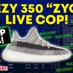 Yeezy Zyon LIVE COP w/ SETUP TIPS! ANB WhatBot SplashForce | Sneaker Bot CLUB