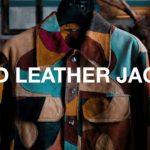 【メルカリで買った1万円のレザージャケットを着てみる】年代もブランドも分からない古着ですが果たして似合うのか、、デニムと合わせるかスラックスと合わせるか、サイズ感はどうか。