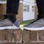 Adidas Yeezy QNTM 'Barium' Unboxing & On Feet (2020)