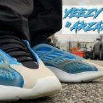 """HONEST REVIEW OF THE YEEZY 700 V3 """"ARZARETH""""!!! YEEZY 700 V3 """"ARZARETH"""" REVIEW & ON FOOT IN 4K!!!"""