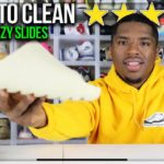 How To Clean Adidas Yeezy Slides  GUARENTEED