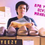 Kupas Tuntas Sendal Yeezy | Unboxing Yeezy Slides & Yeezy QNTM