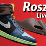 🔴 LIVE COP: Yeezy Slide Soot & Core + Jordan 1 Bio Hack